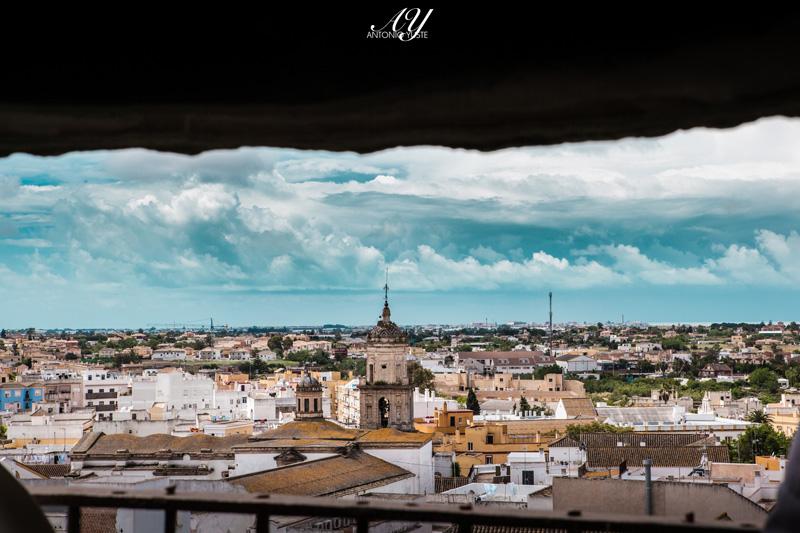 Sanlu¦ücar ante la _magna_ incertidumbre de lluvia (antonio yuste)