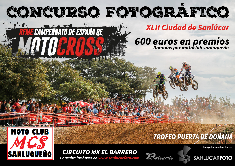 Sanlucarfoto Motocross Cartel Oficial - Sanlucarfoto